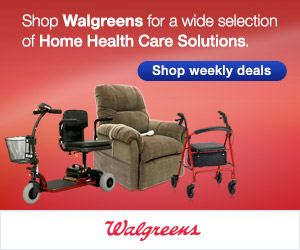 Walgreens Home Medical Deals