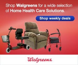 Walgreens Home Medical Deals