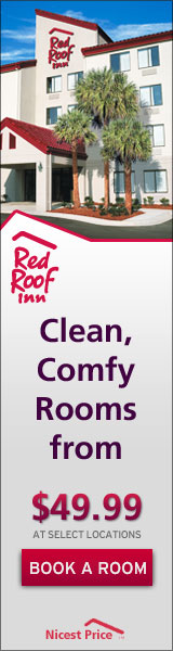 Clean, Comfy Rooms from $49.99 at Select Locations