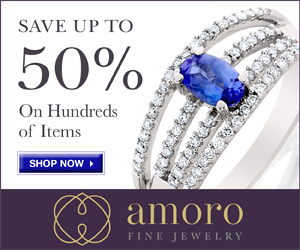 Amoro 50% Off Hundreds of Items