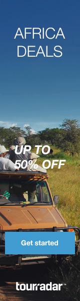 Africa Deals at TourRadar