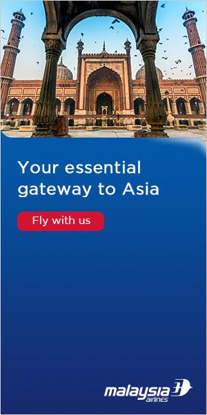 Getaway to Asia