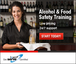 Food & Alcohol Seller Certification