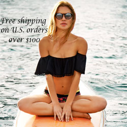 swimsuit spring summer one piece two