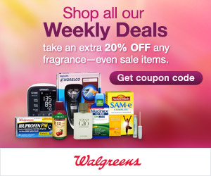 Shop Walgreens' Weekly Deals