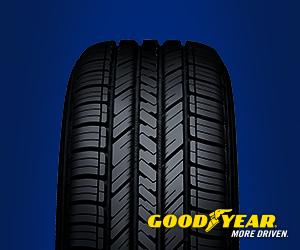 Tire savings at Goodyear.com