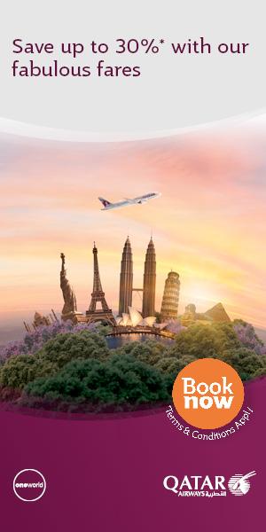 Qatar Airways Africa Offer 1