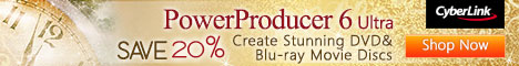 CyberLink PowerProducer 6