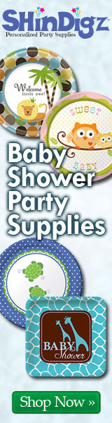 Baby Shower Party Supplies. ShindigZ.com