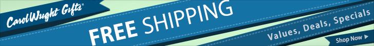 Carol Wright Gifts Free Shipping