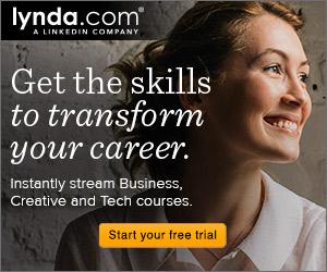 Lynda.com Online Training Videos