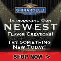 Try Ghirardelli's Newest Flavor Creations