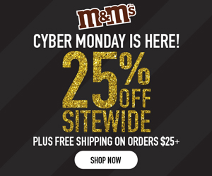 CYBER MONDAY IS HERE! 25% Off Everything + Free Shipping on All Orders $25+! Use Code CYBERMONDAY25!
