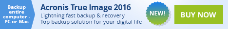 Backup your data on Windows 8 with True Image 2013 by Acronis!
