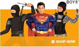 Costume Express - Boys Costumes