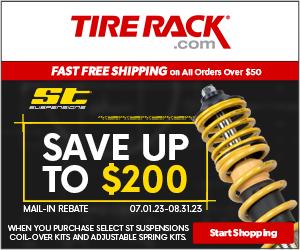 Tire Rack Gift Guide