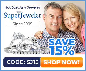 15% Off Everything with Promo Code SJ15. Shop Now at SuperJeweler.com!