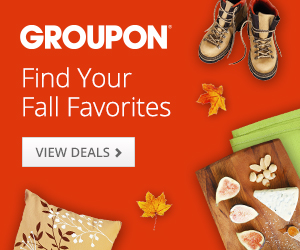 Get delicious deals at Groupon