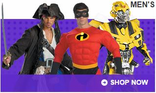 Costume Express - Mens Costumes