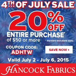25% OFF Entire Purchase at Han...