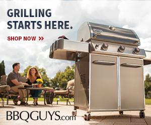 BBQ Guys Ad
