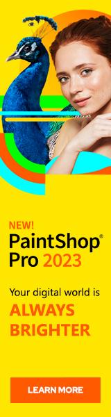 Corel Corporation - DM_PaintShop Pro 2021 – 160X600