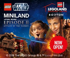 MINILAND at LEGOLAND® Discovery Center Boston