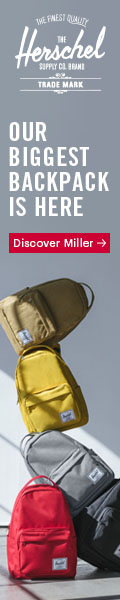 Meet the Miller! Introducing the all new backpack from Herschel Supply