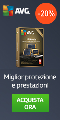 Get 20% off on AVG Ultimate! Award-winning security and performance for you and your family