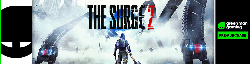 Pre-Purchase The Surge 2 at Green Man Gaming