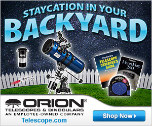 Save on Staycation in your Backyard