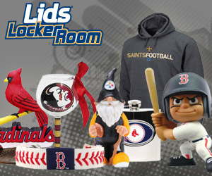Sports Collectibles at LIDS Locker Room