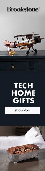Brookstone - Brookstone: Popular tech home gifts