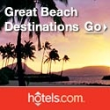 Hotels.com Beach Destinations