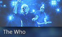 The Who Concert Tickets