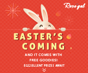 Easter's Coming! And It Comes with Free Goodies!