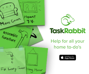 Download TaskRabbit iOS App here