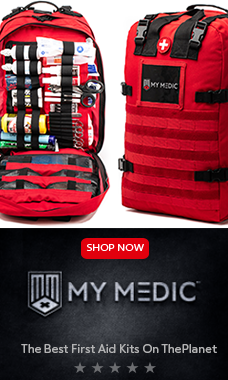 MyMedic's Hospital in a bag! - MyMedic.com