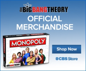 Get Big Bang Theory Official Merchandise Now!