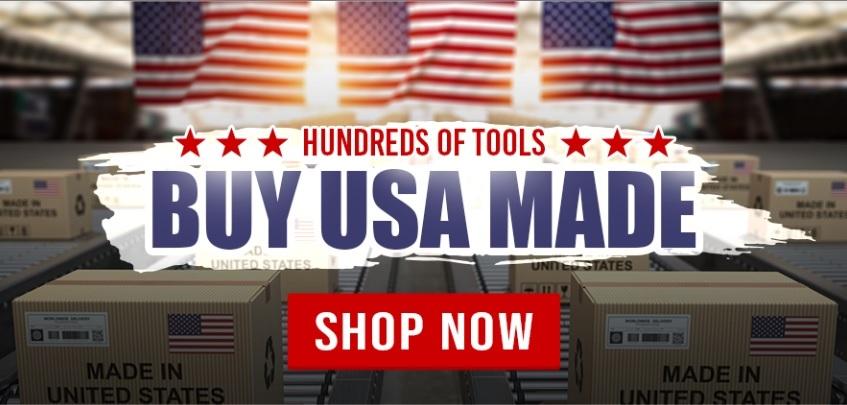 Buy USA Made Power Tools
