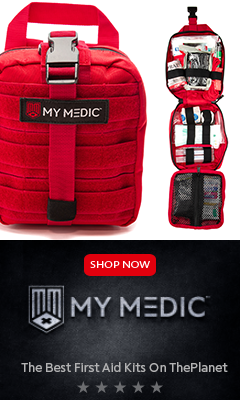 MyMedic's MyFAK #1 Seller - MyMedic.com