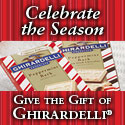 Welcome Winter with Ghirardelli Chocolate