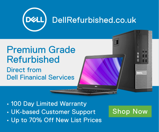 Dell UK Refurbished Computers