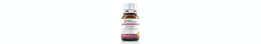 Protect Your Skin with DRM4 Molecular Food Supplement for Skin!
