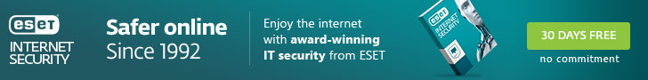 ESET for Windows, 30 Days Free