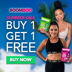 Boombod BOGO Free Discount Offer