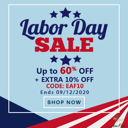 Labor Day Sale! Up to 60% Off Plus Extra 10% Off on Selected Items! Use Code EAF10. Ends 09/12/2020.