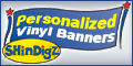 Personalized Banners for All Occassions