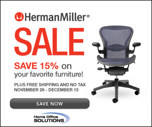 Herman Miller Sale - Save 15% OFF & Free Shipping!