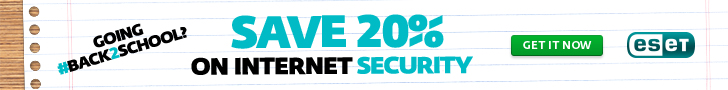 728x90 ESET for Mac Save 25%